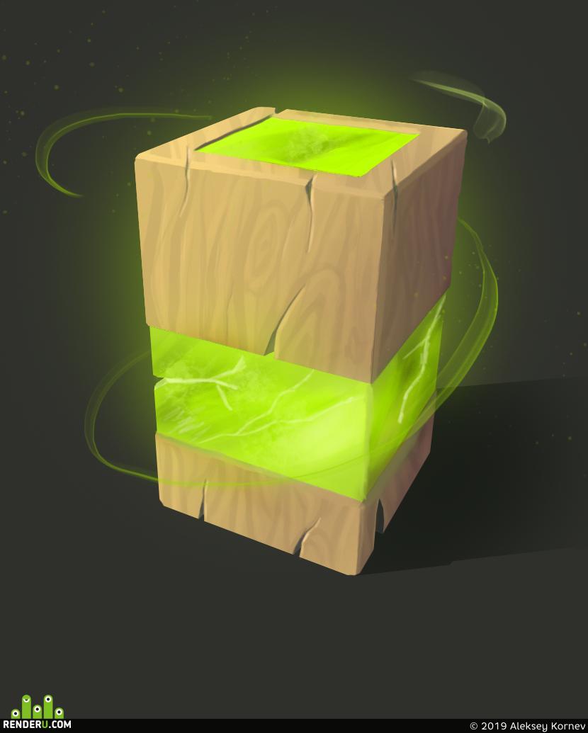preview Магический куб
