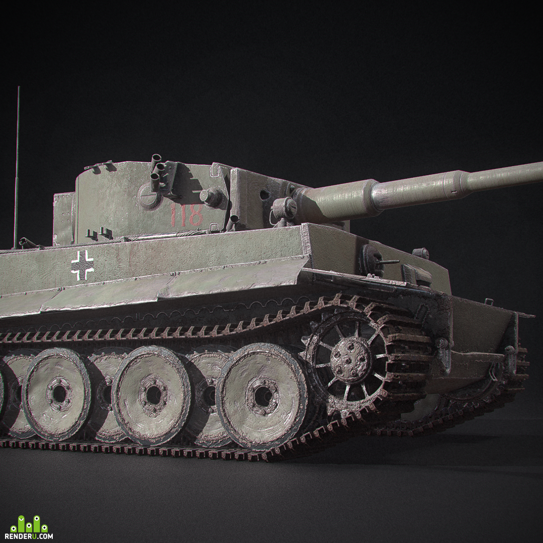 preview Panzer VI Tiger 1