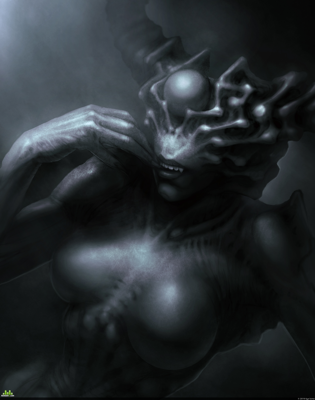 preview Демонесса