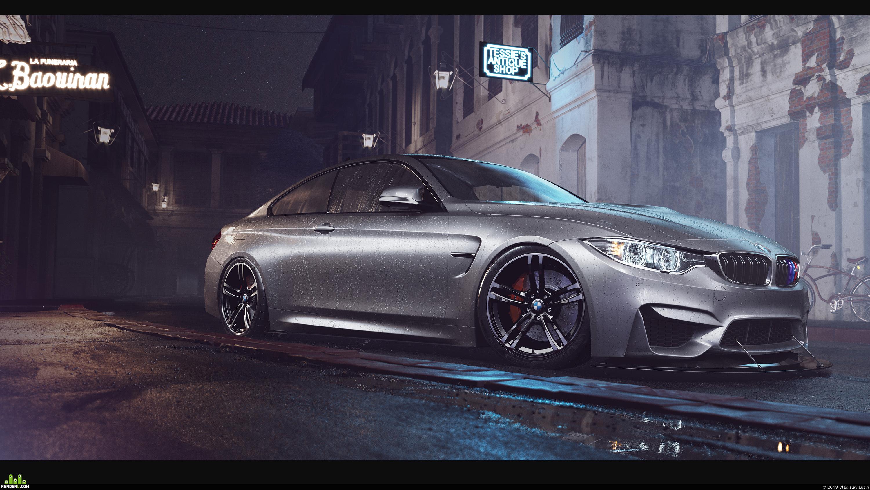 preview BMW M4 Final