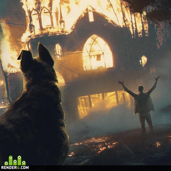 preview Концепт для проекта Far Cry 5