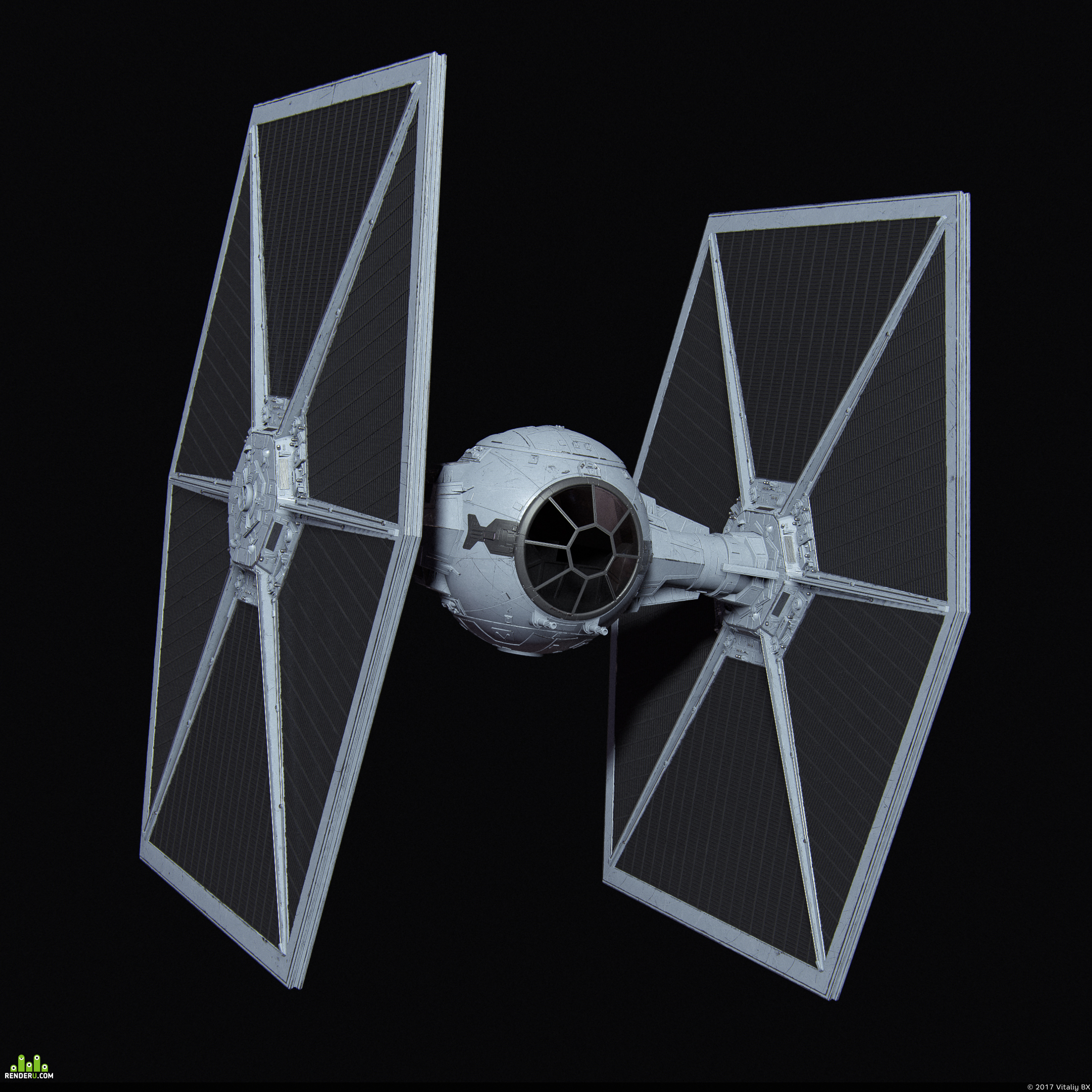 preview TIE Fighter