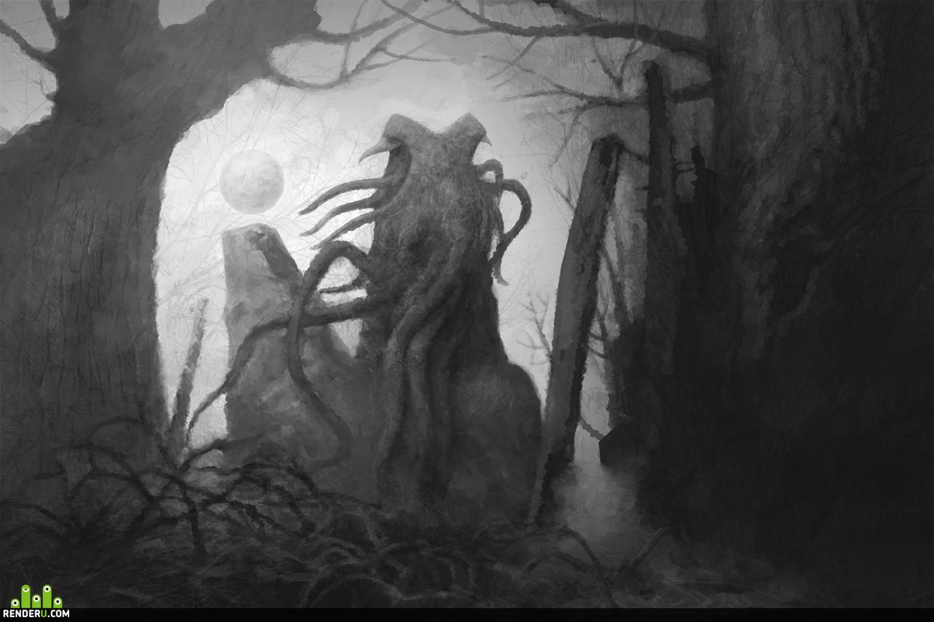 preview Древний лесной житель