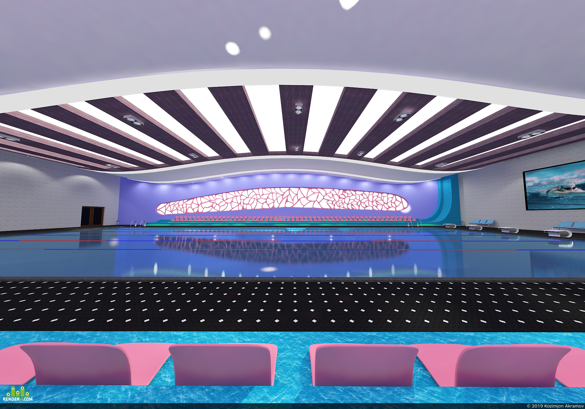 preview Swimming pool