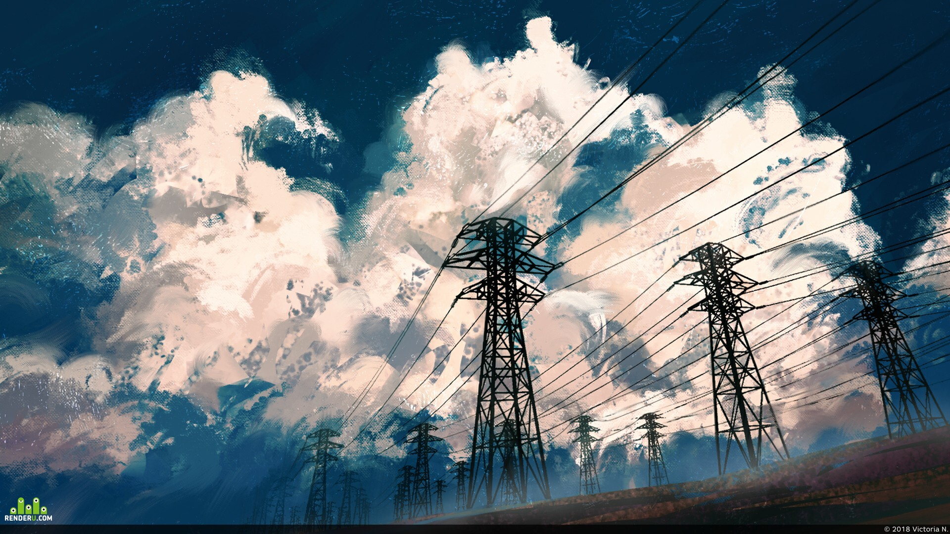 preview Костыли для облаков