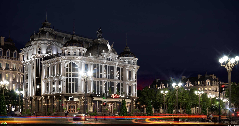 preview Сhâteau - hotel & restorant