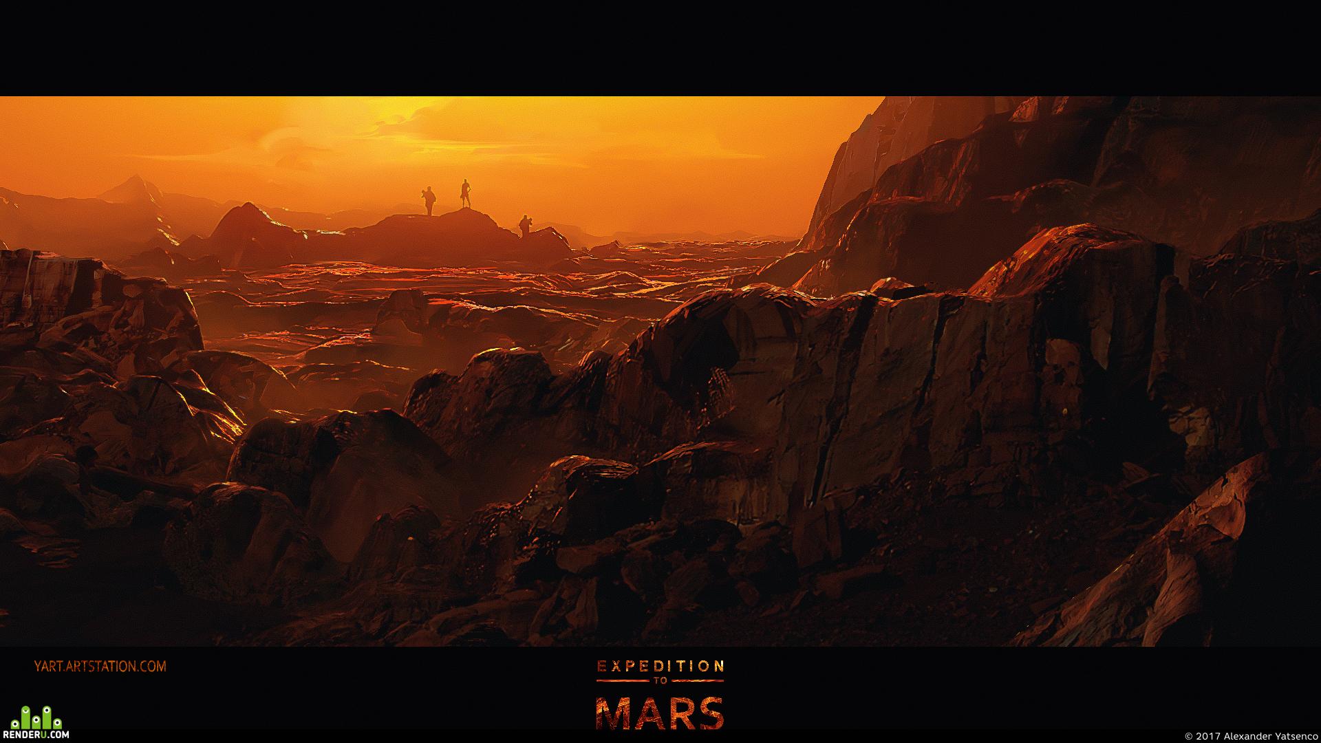preview Экспедиция на Mарс