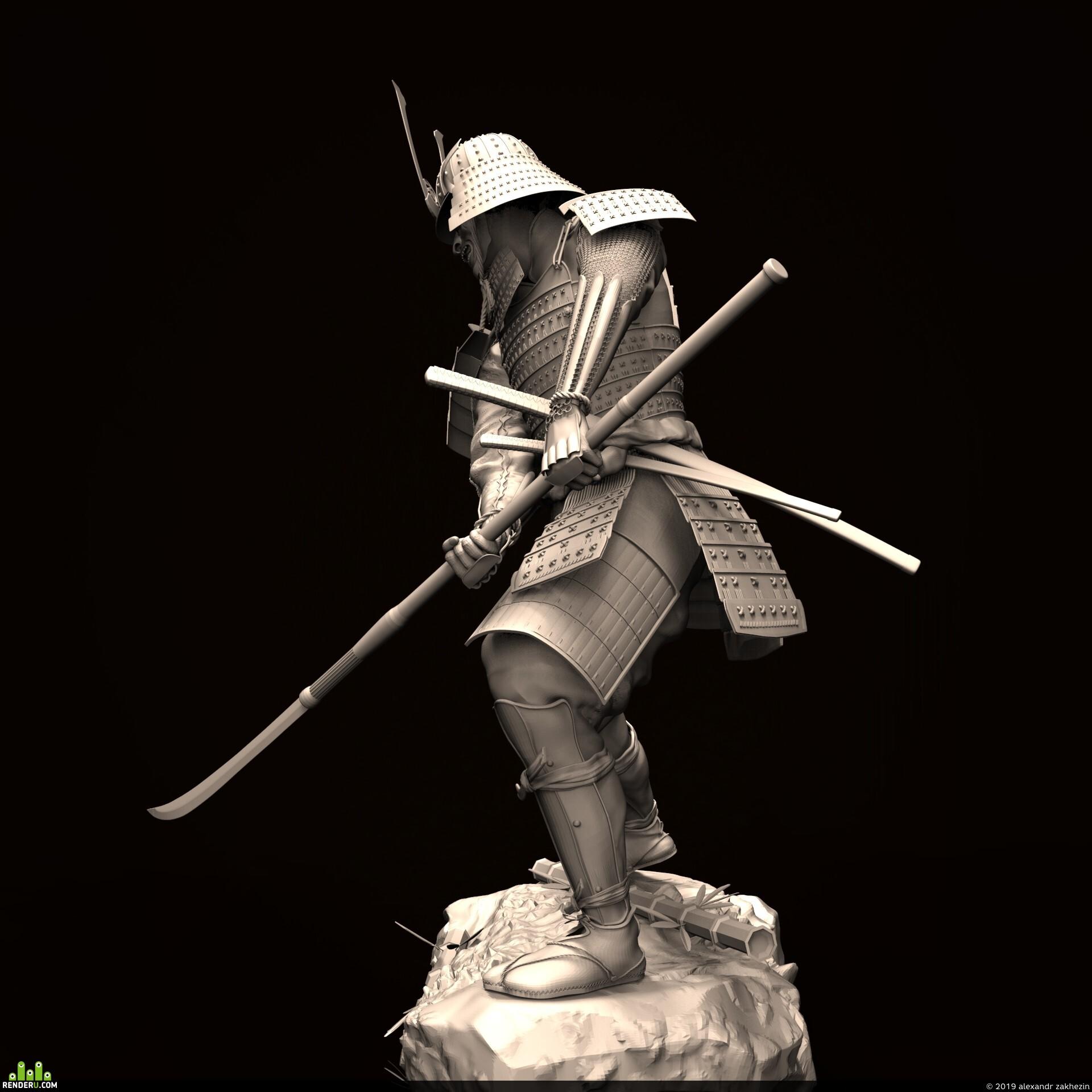 preview самурай