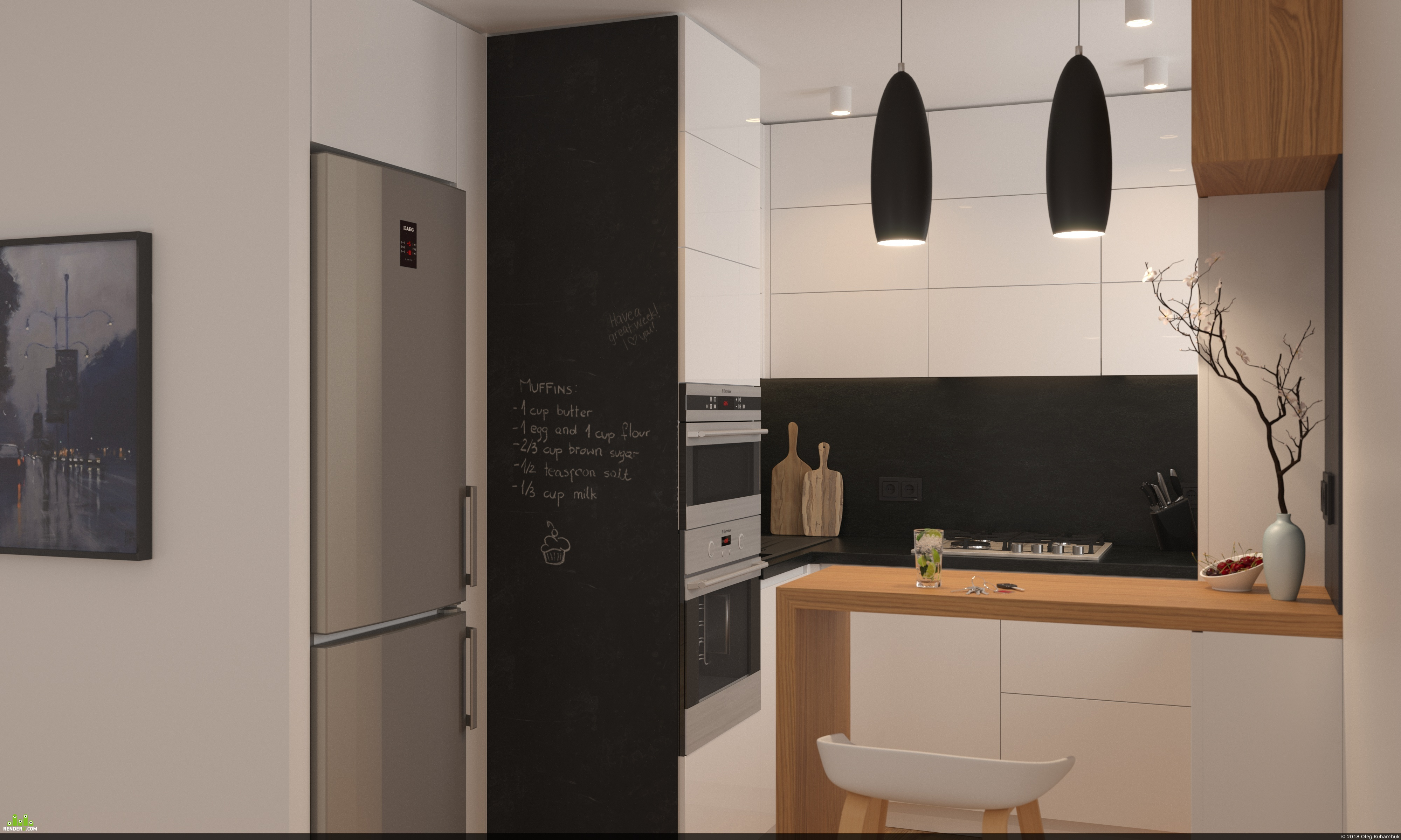 preview Маленькая кухня 5,2 м²
