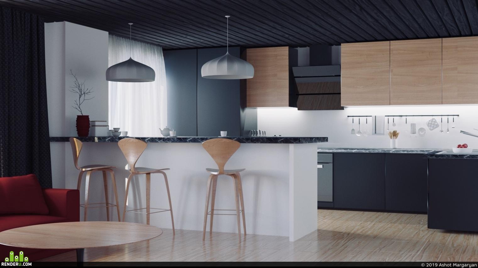 preview Kitchen design