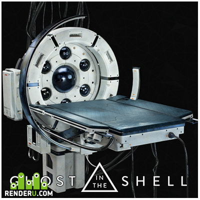 preview Ghost in the shell table