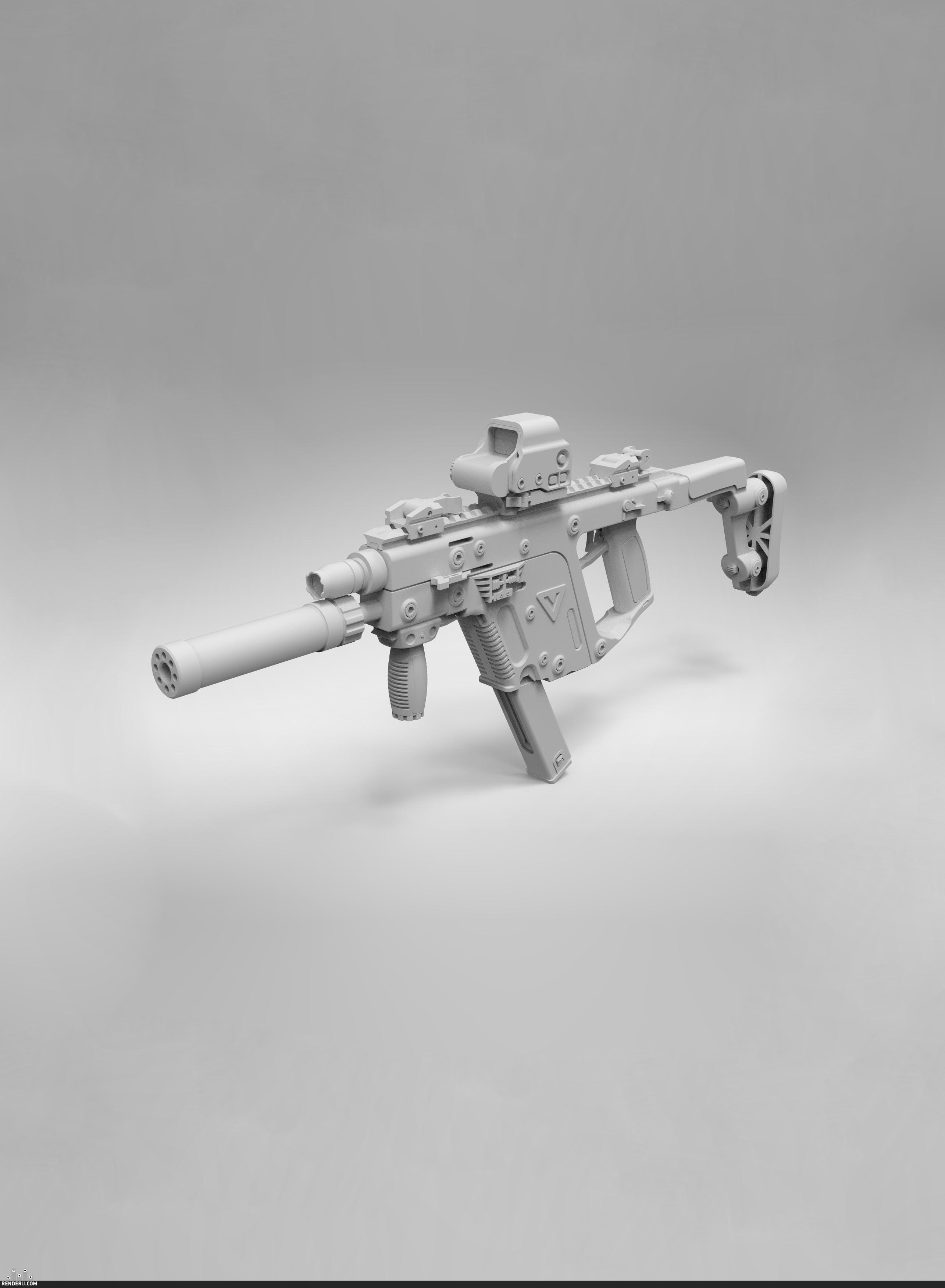 preview Kriss Vector Gun (KRISS USA)
