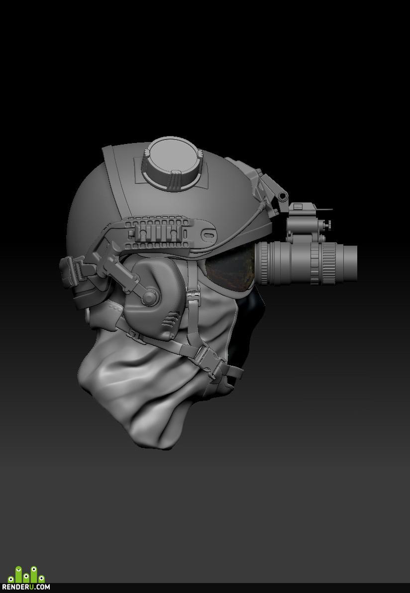 preview ballistic helmet