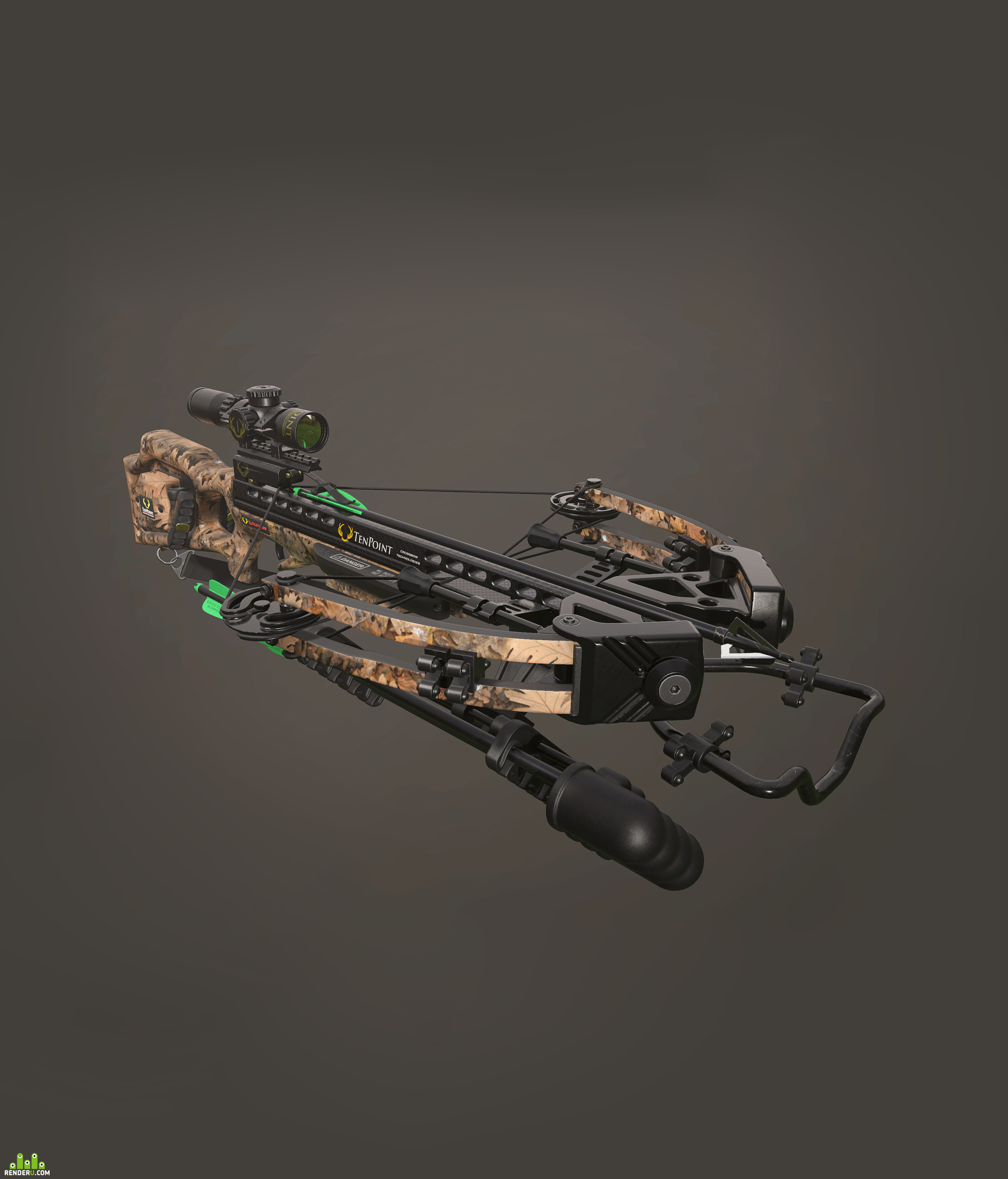 preview CROSSBOW - hunting edition turbo xlt series