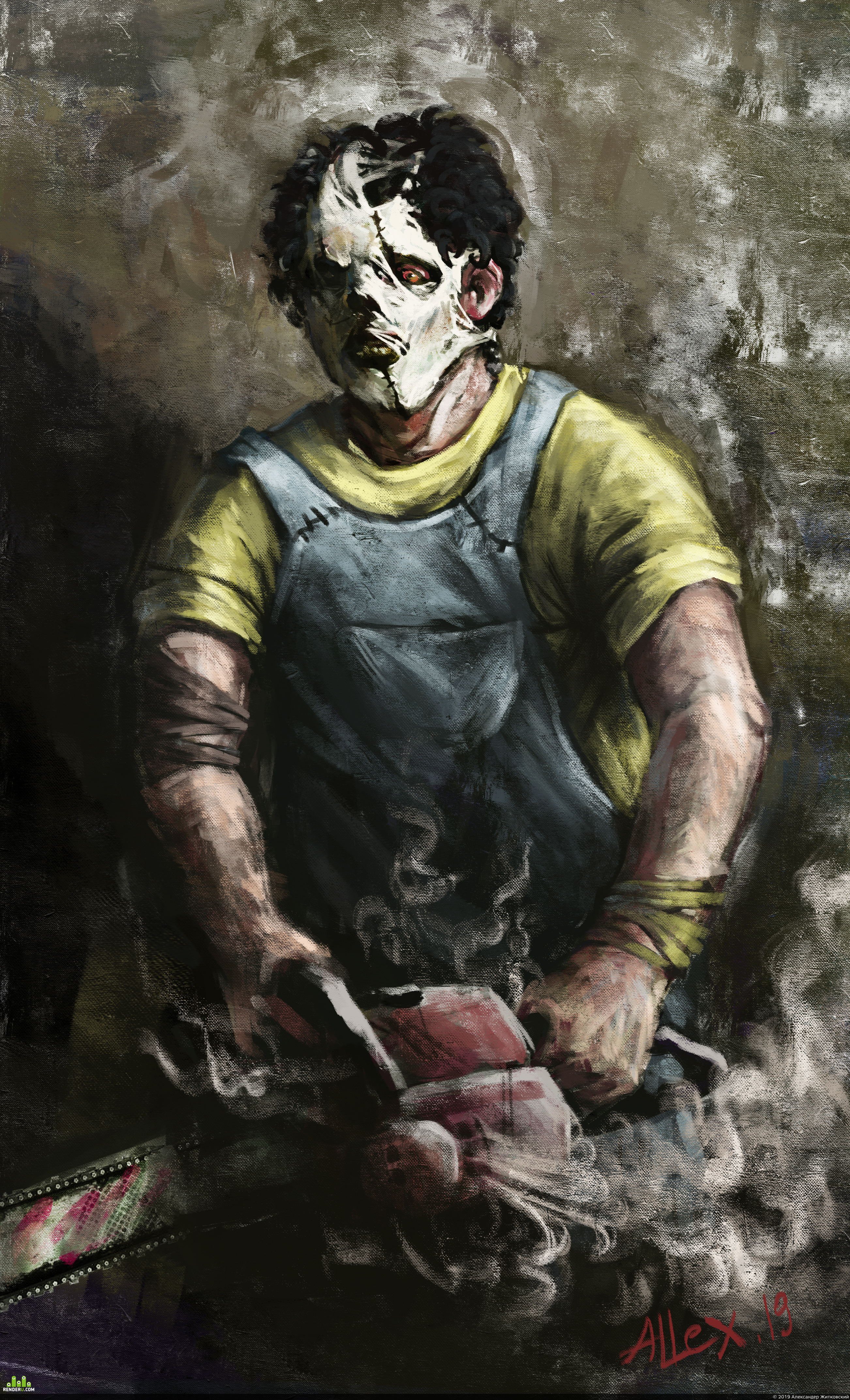 preview Leatherface