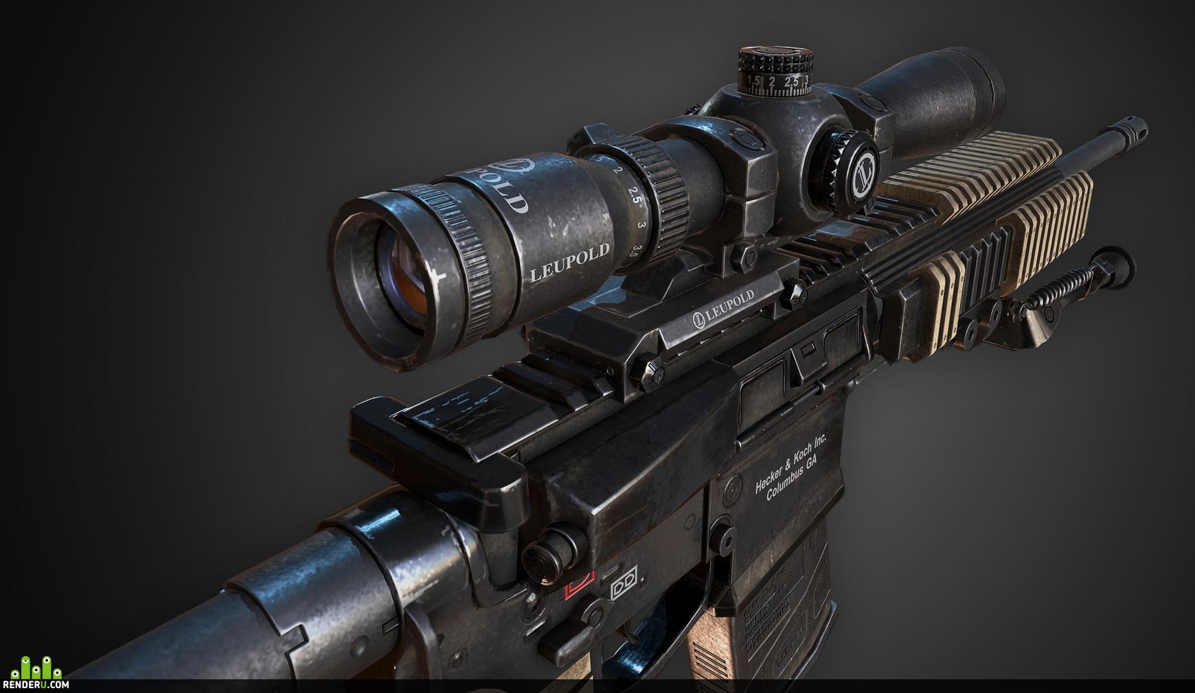preview MR762 LRP - 2k textures