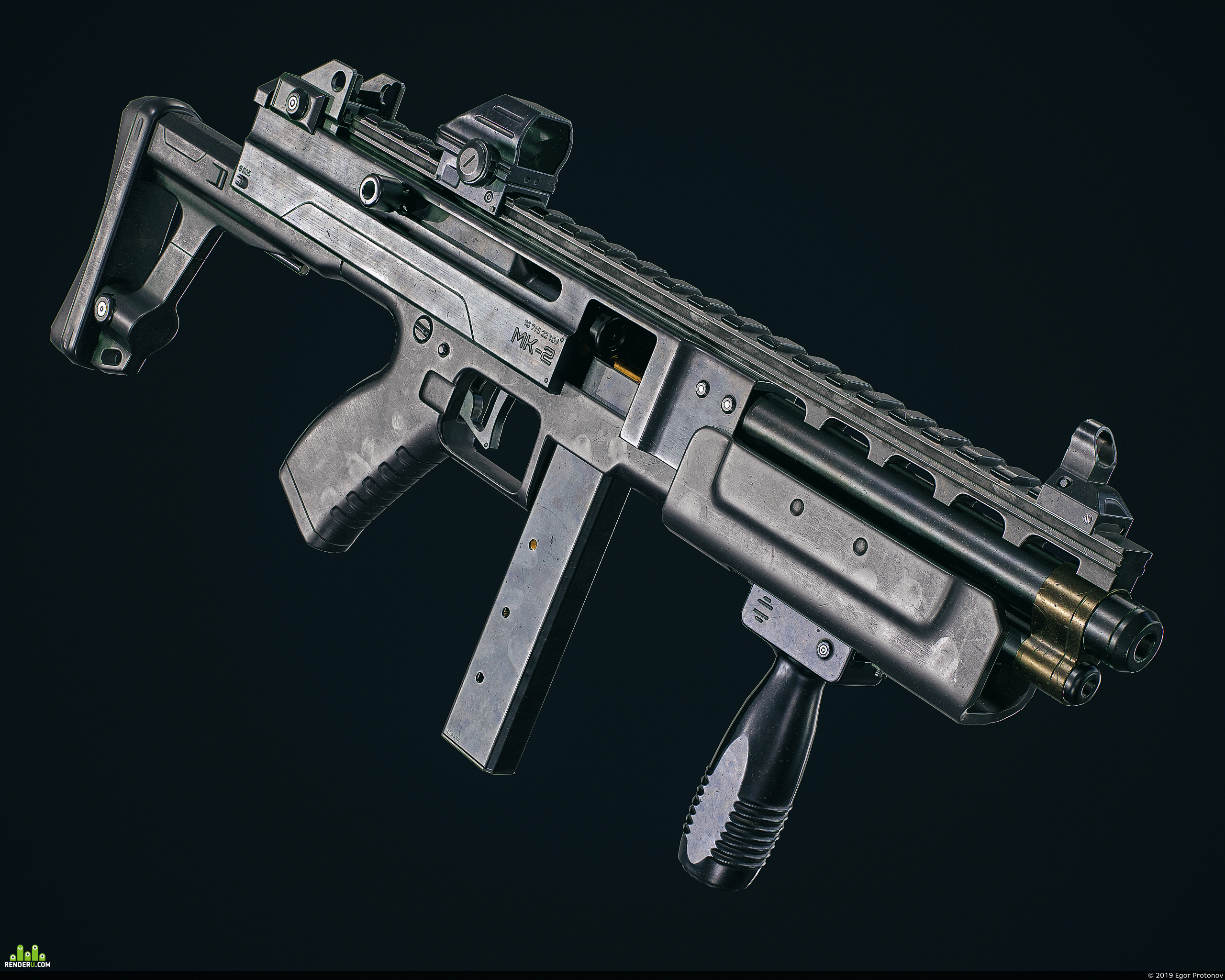 preview Thompson MK-2