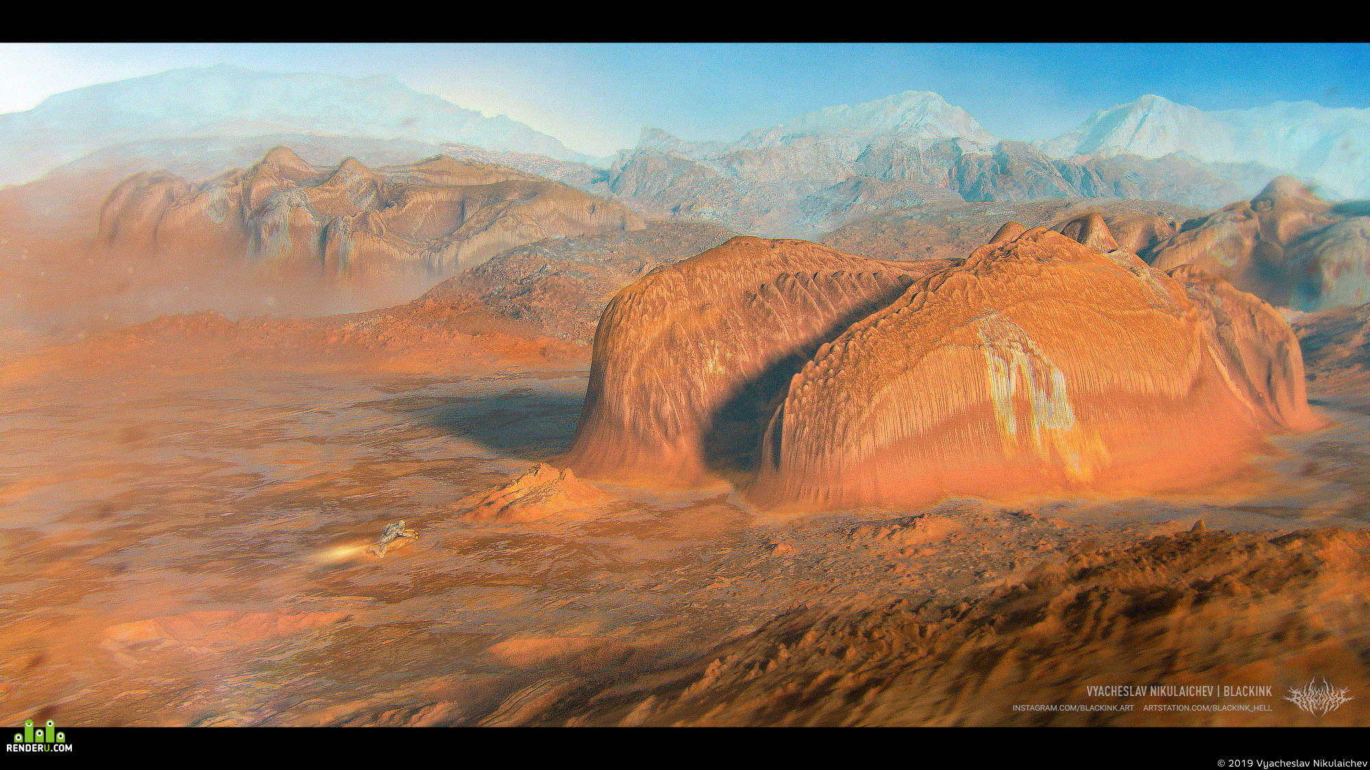 preview Desert Of Titans