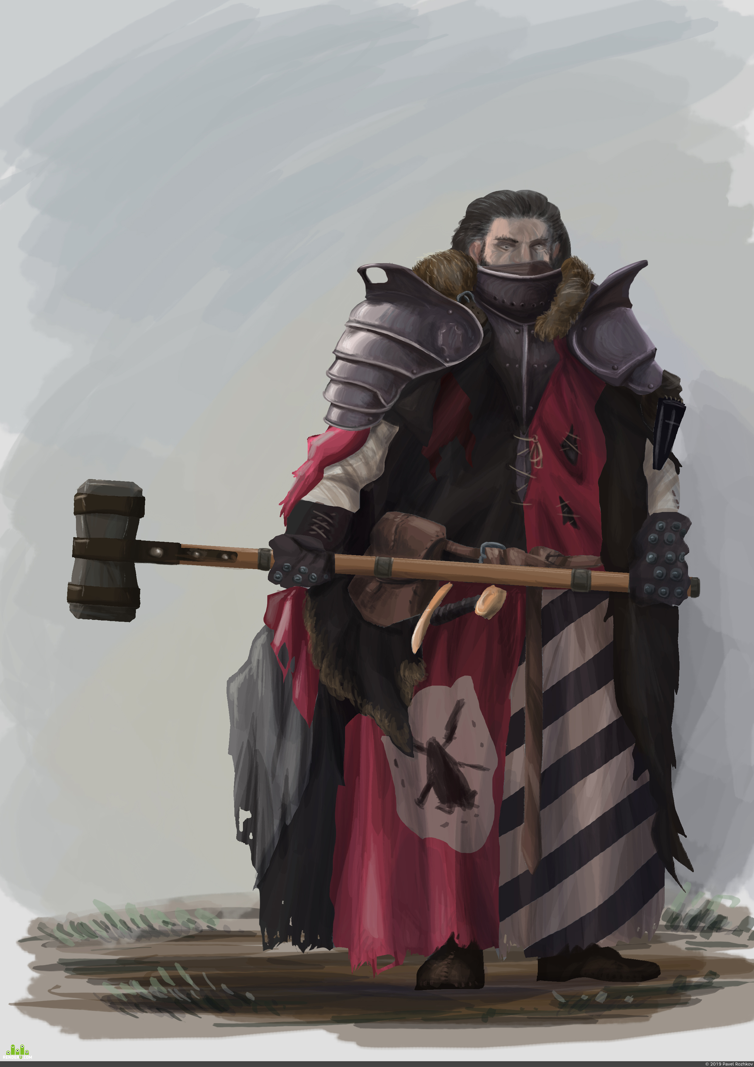 preview Medieval knight
