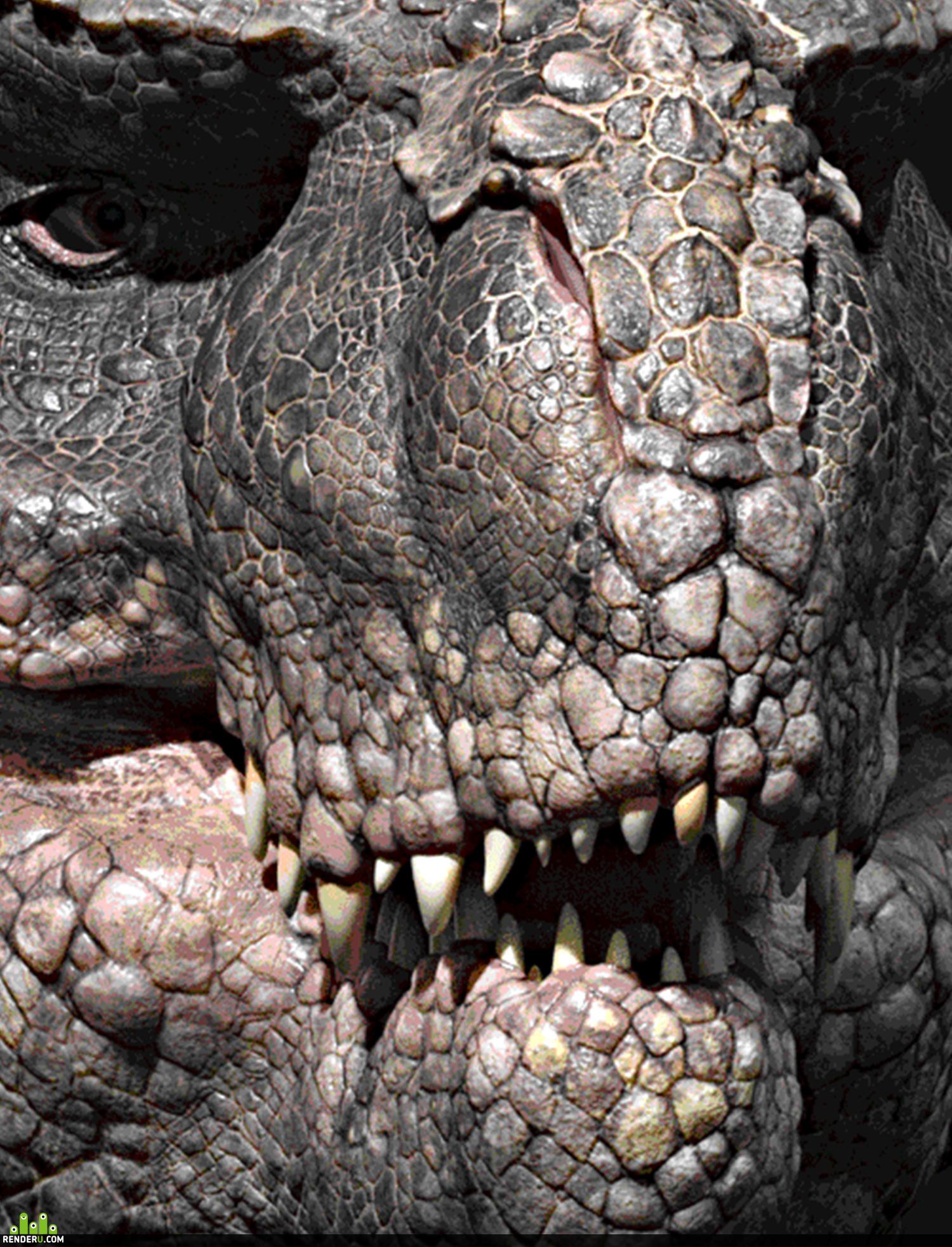 preview Тираннозавр
