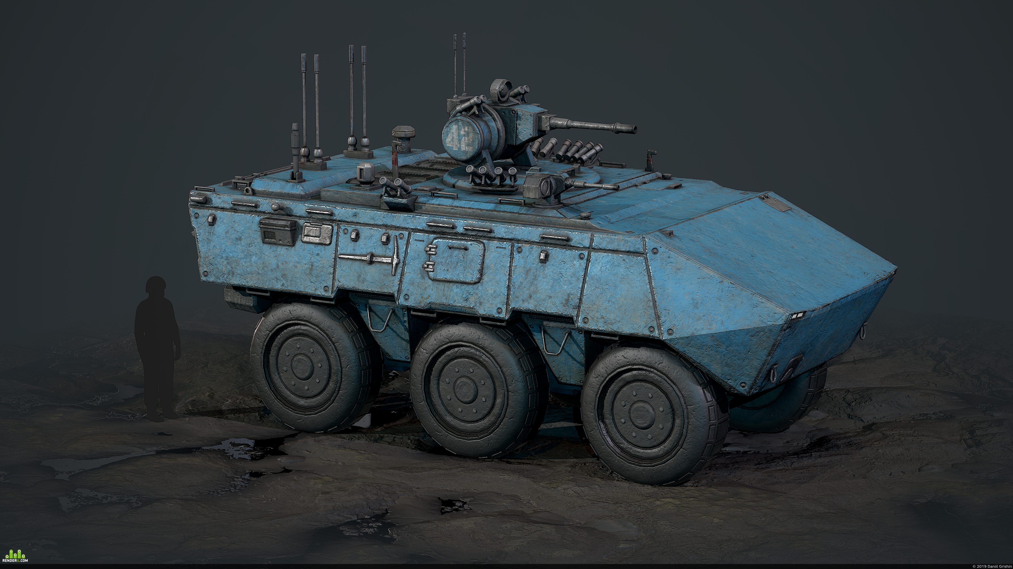 preview RavenField APC