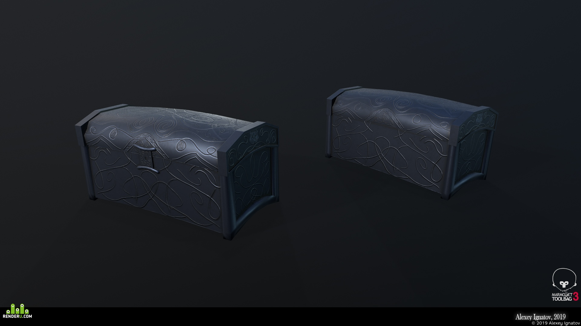 preview Roscrea Mithril Chest