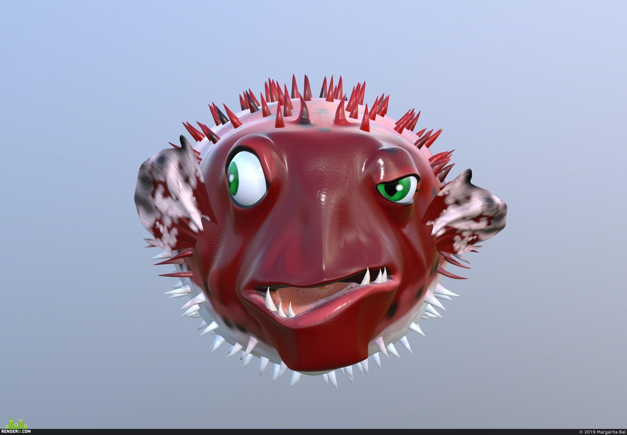 preview Чумовая рыба
