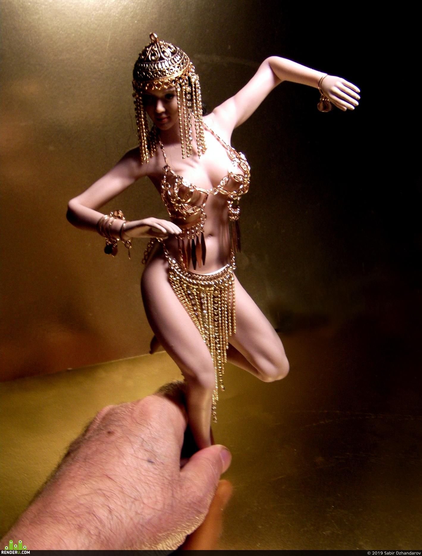 preview Танцовщица из гарема султана
