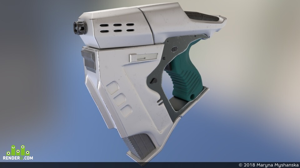 preview Lazer Gun