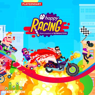 preview Happy Racing