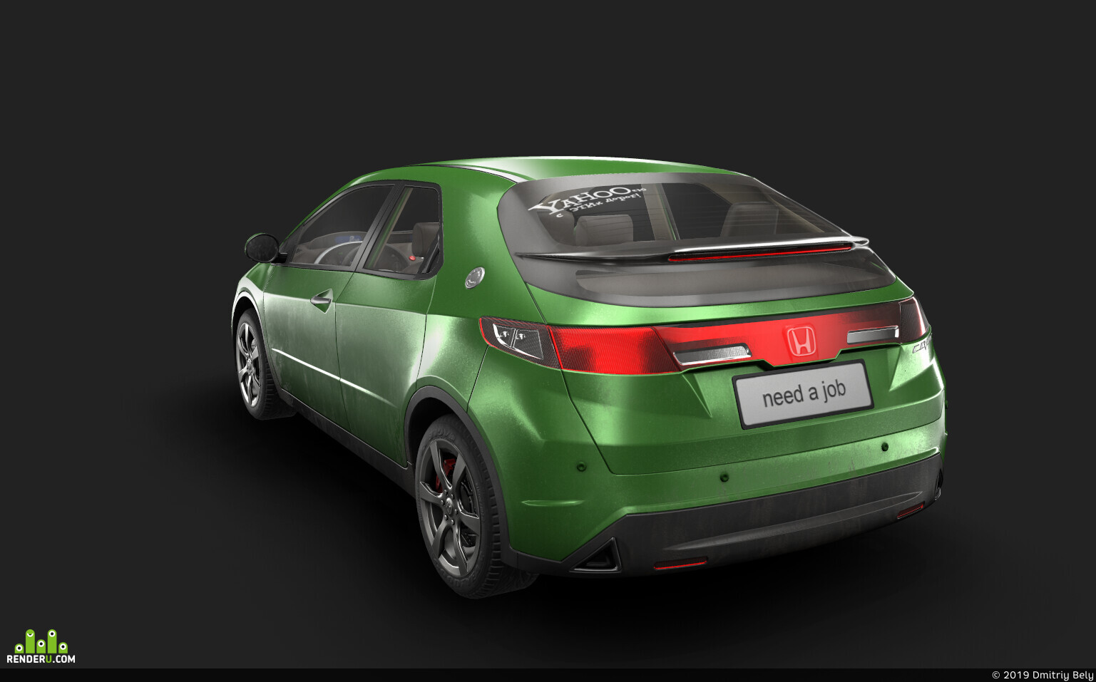 preview Honda Civic Hatchback