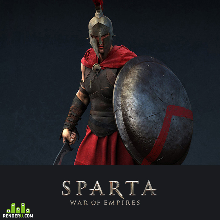 preview Sparta: War Of Empires