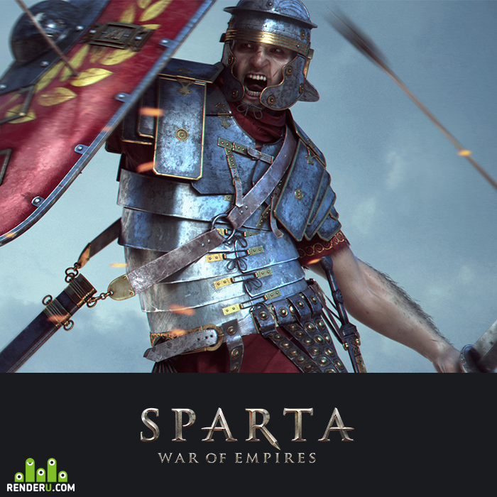 preview Sparta: War Of Empires