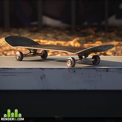 preview Element Skateboard