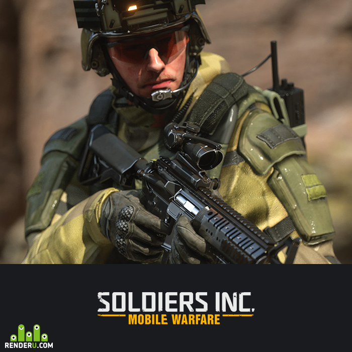 preview Soldiers Inc: Mobile Warfare