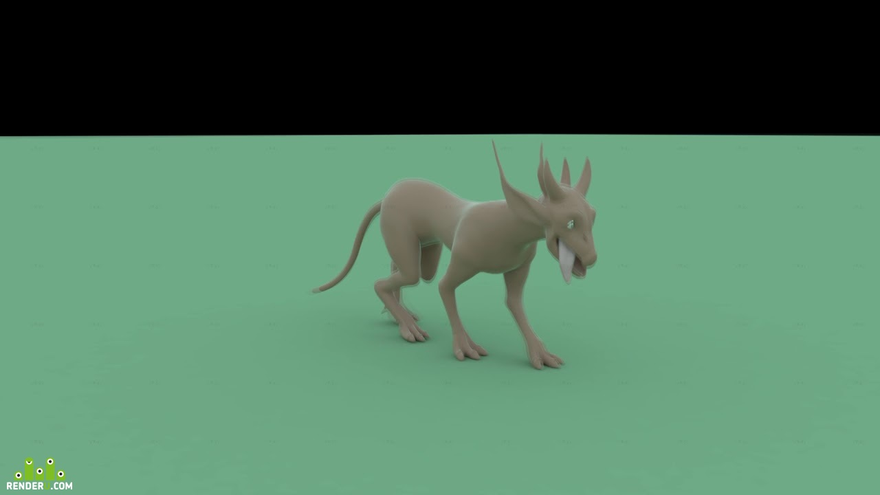 preview animation 4 pawn character