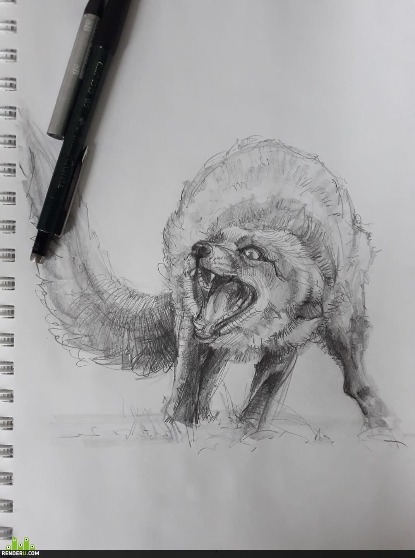 preview pencil sketches
