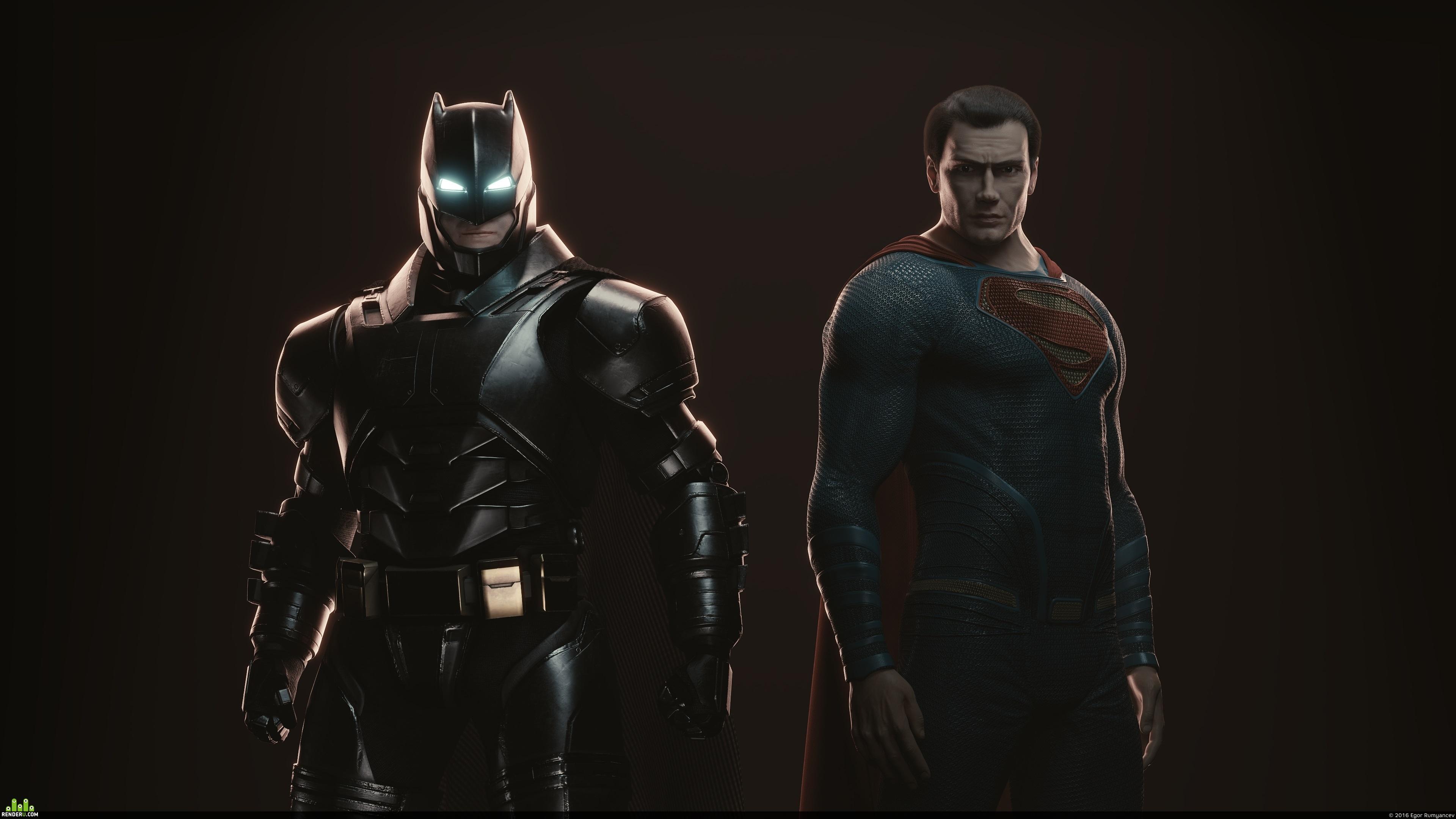 preview Batman vs Superman