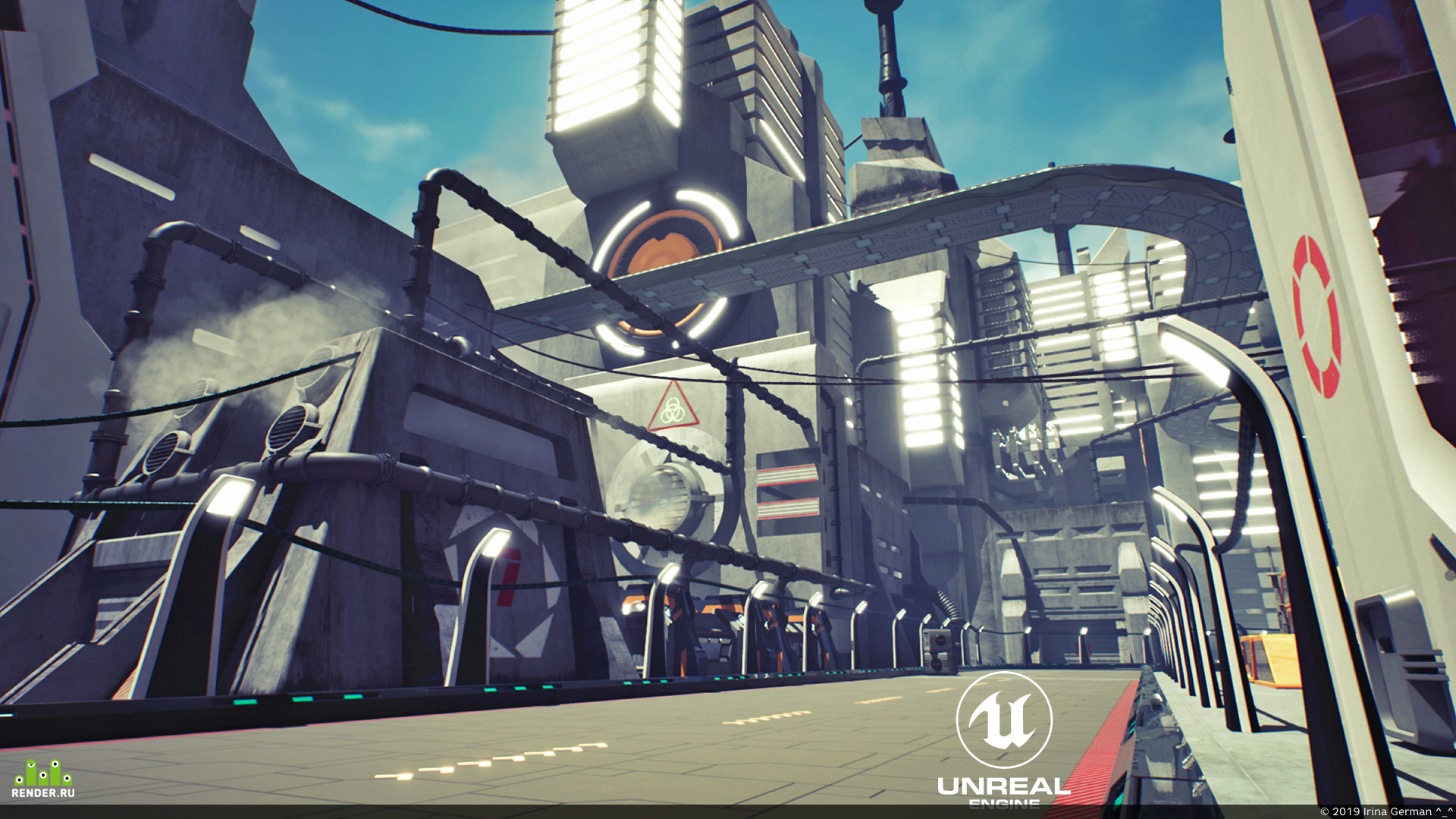 preview Sci-Fi Urban Pack