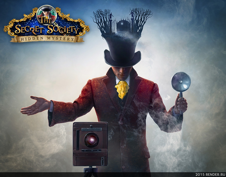preview The Secret Society® - Hidden Mystery