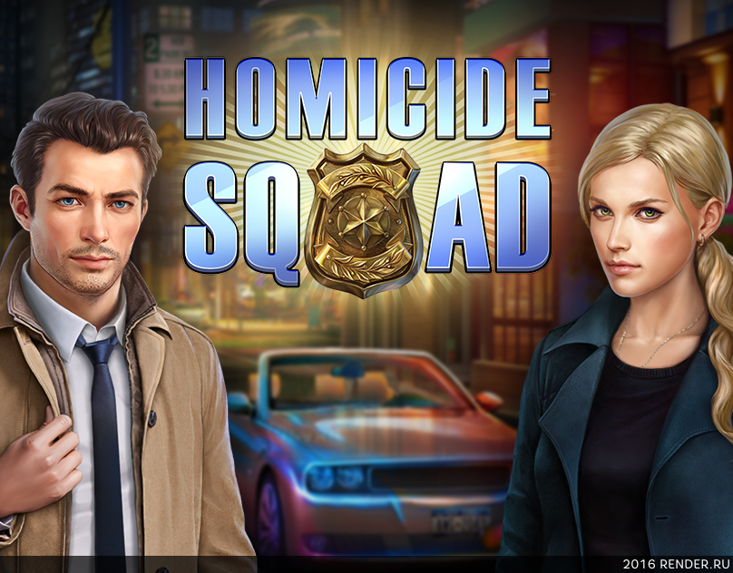 preview Homicide Squad: Hidden Crimes