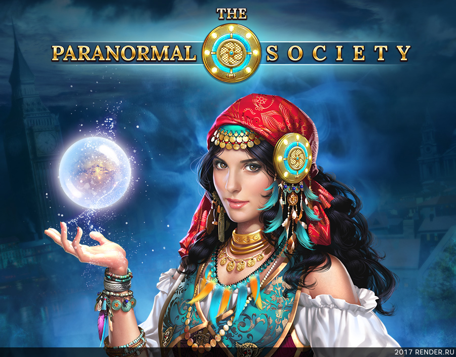 preview The Paranormal Society®: Hidden Object Adventure