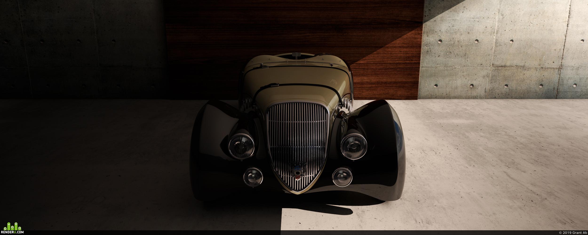 preview Peugeot 402 Darl'mat 1937