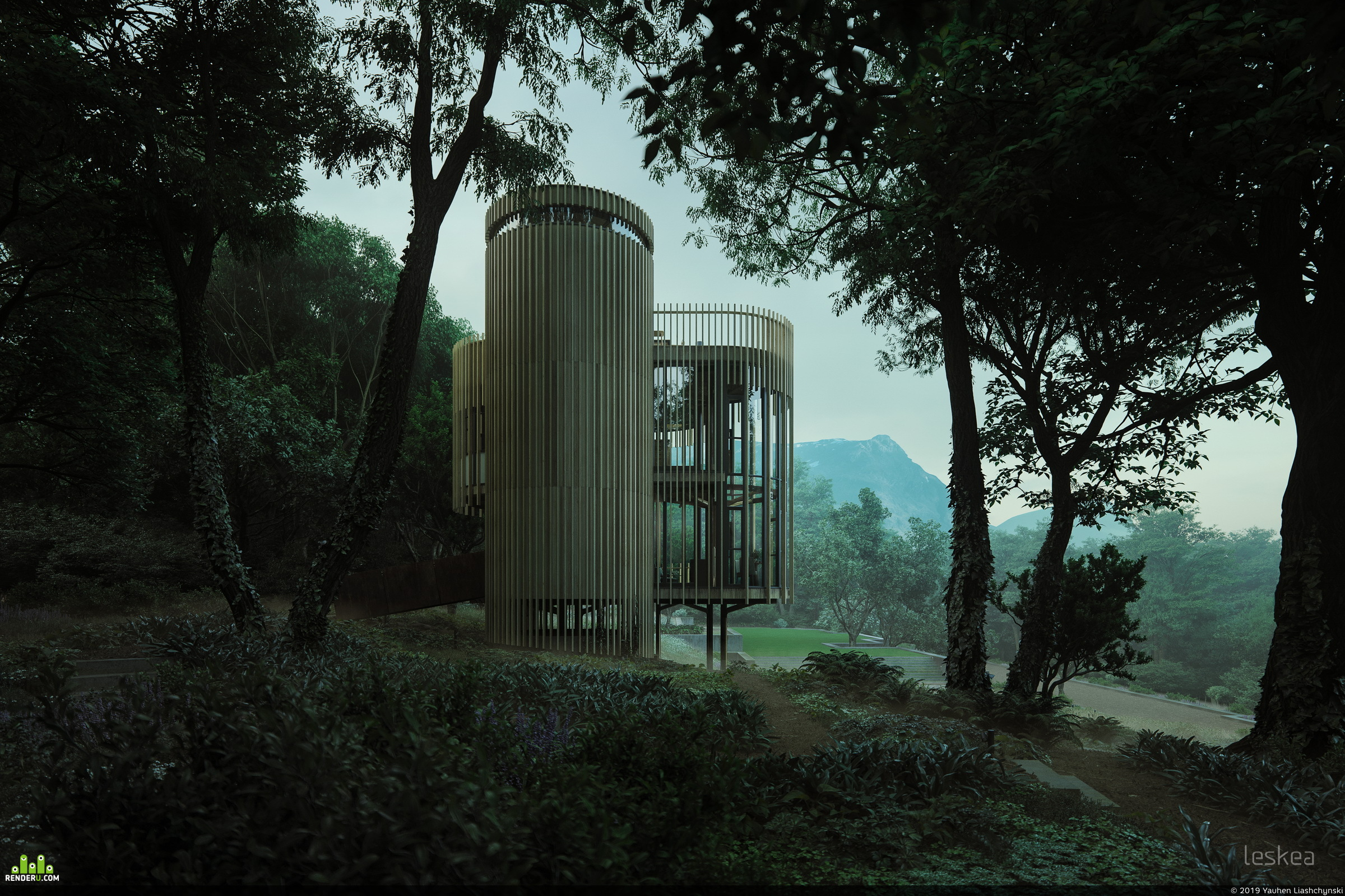 preview Tree House Constantia