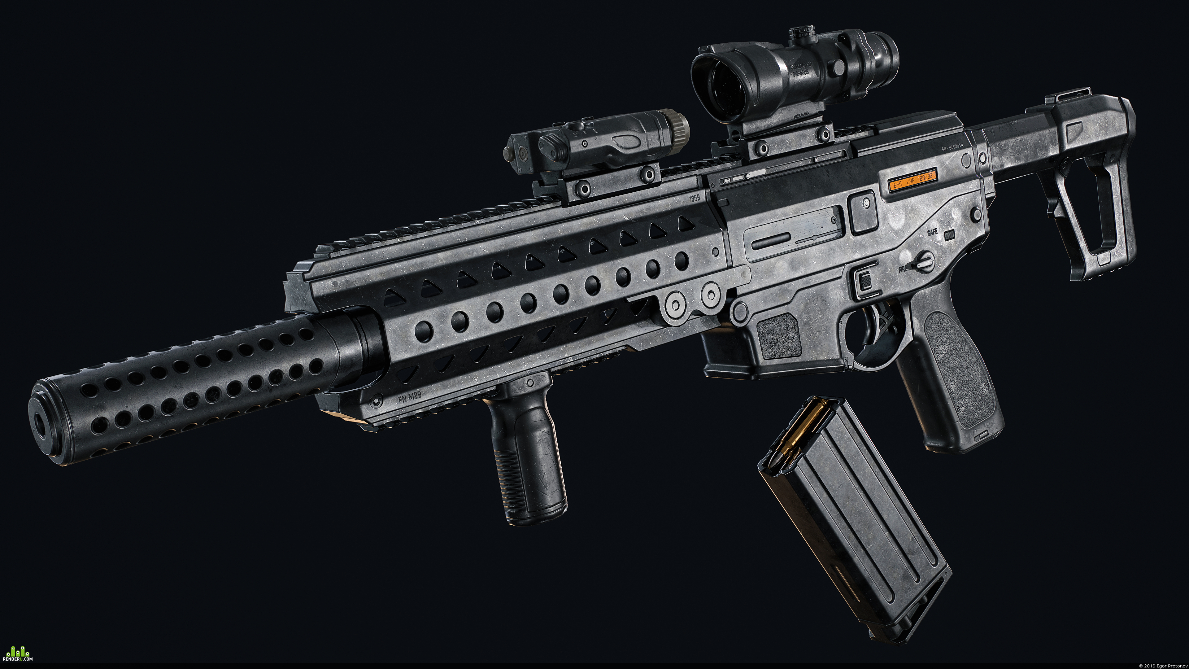 preview FN M29C