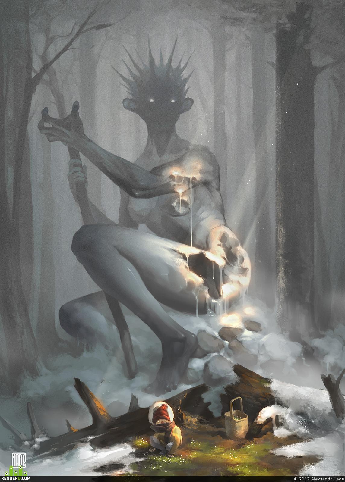 preview Смерть белого демона зимы