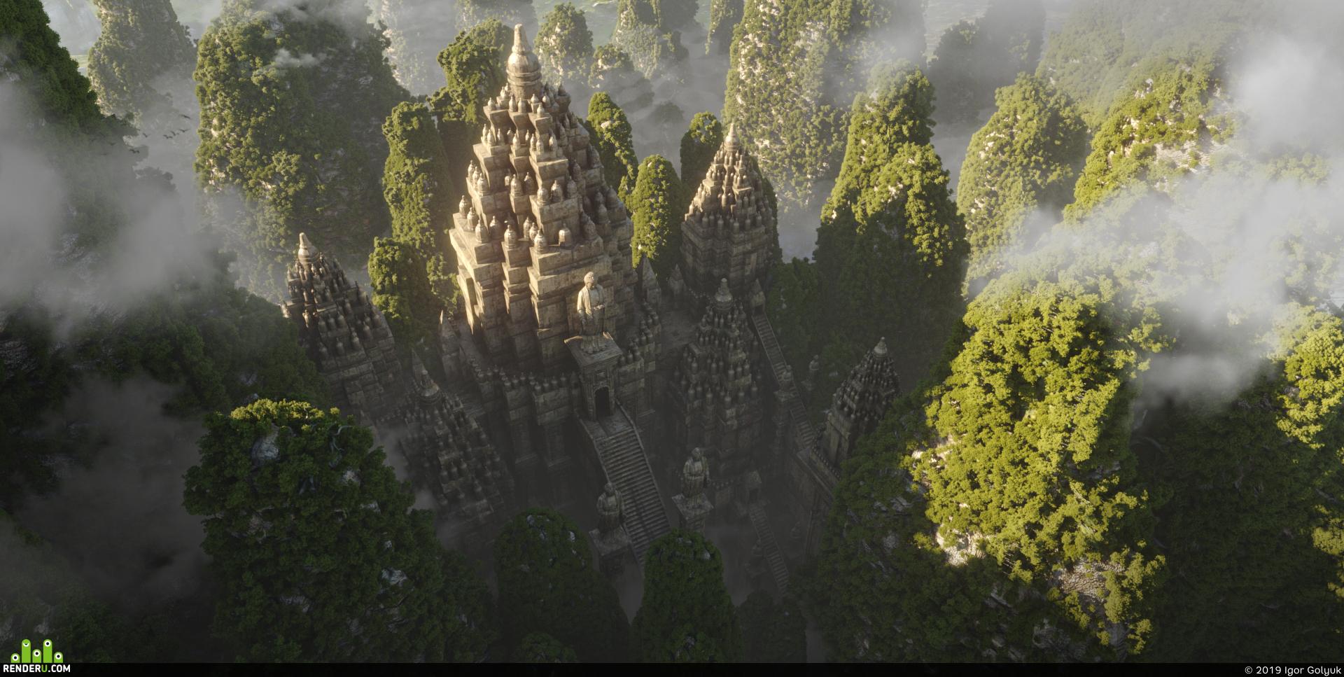 preview Древний Храм
