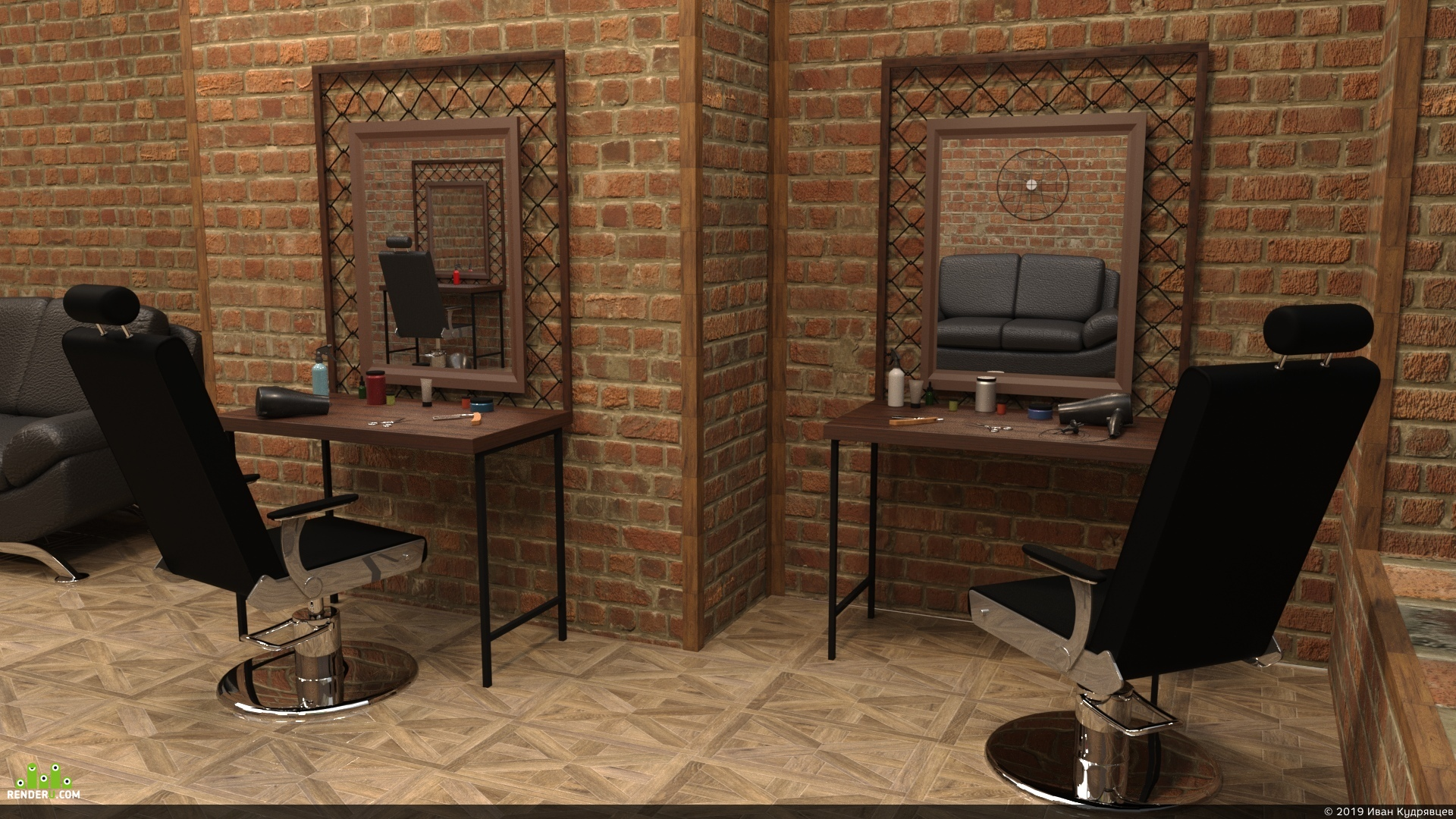 preview Barber Shop