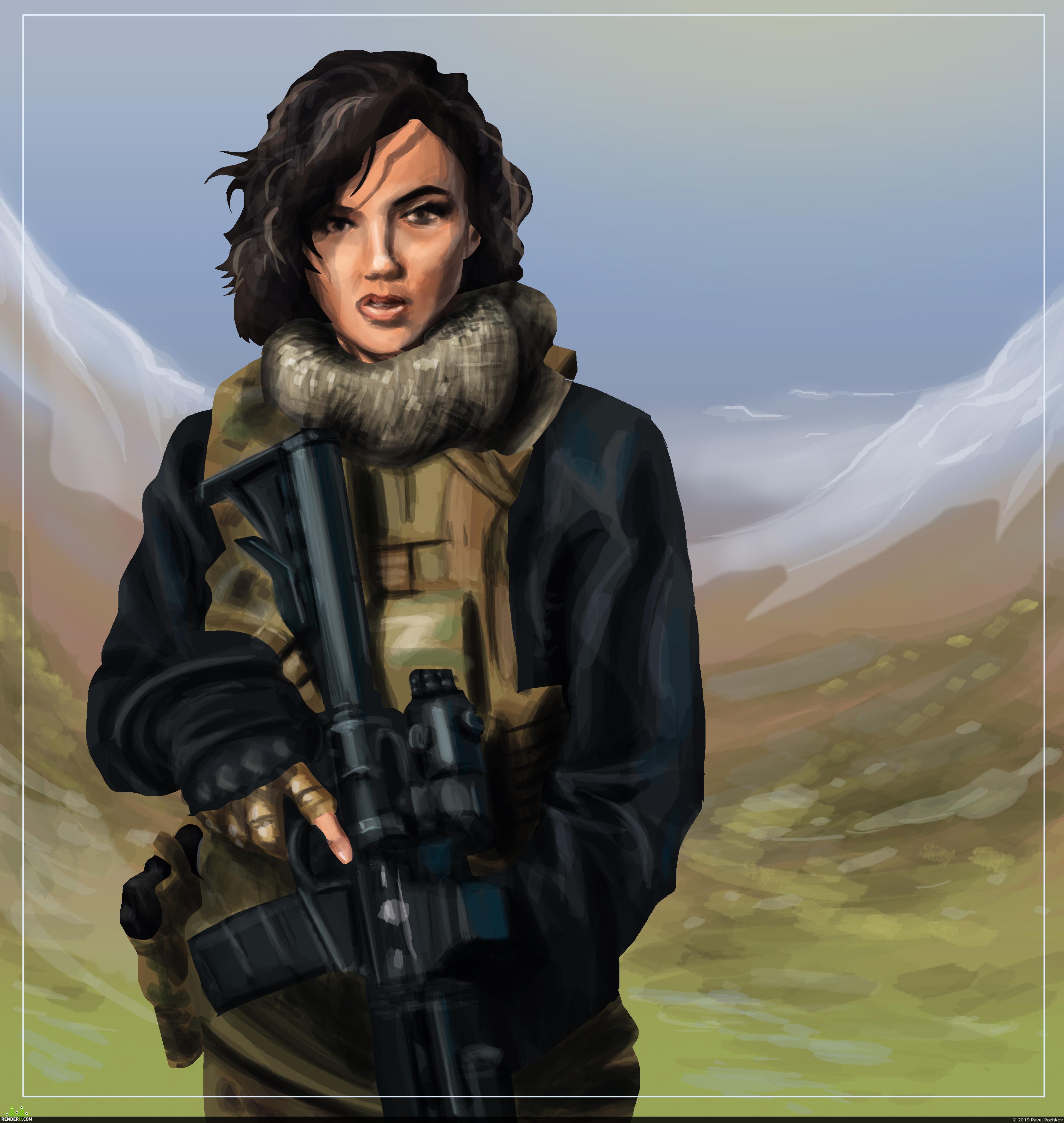 preview MilitaryGirl