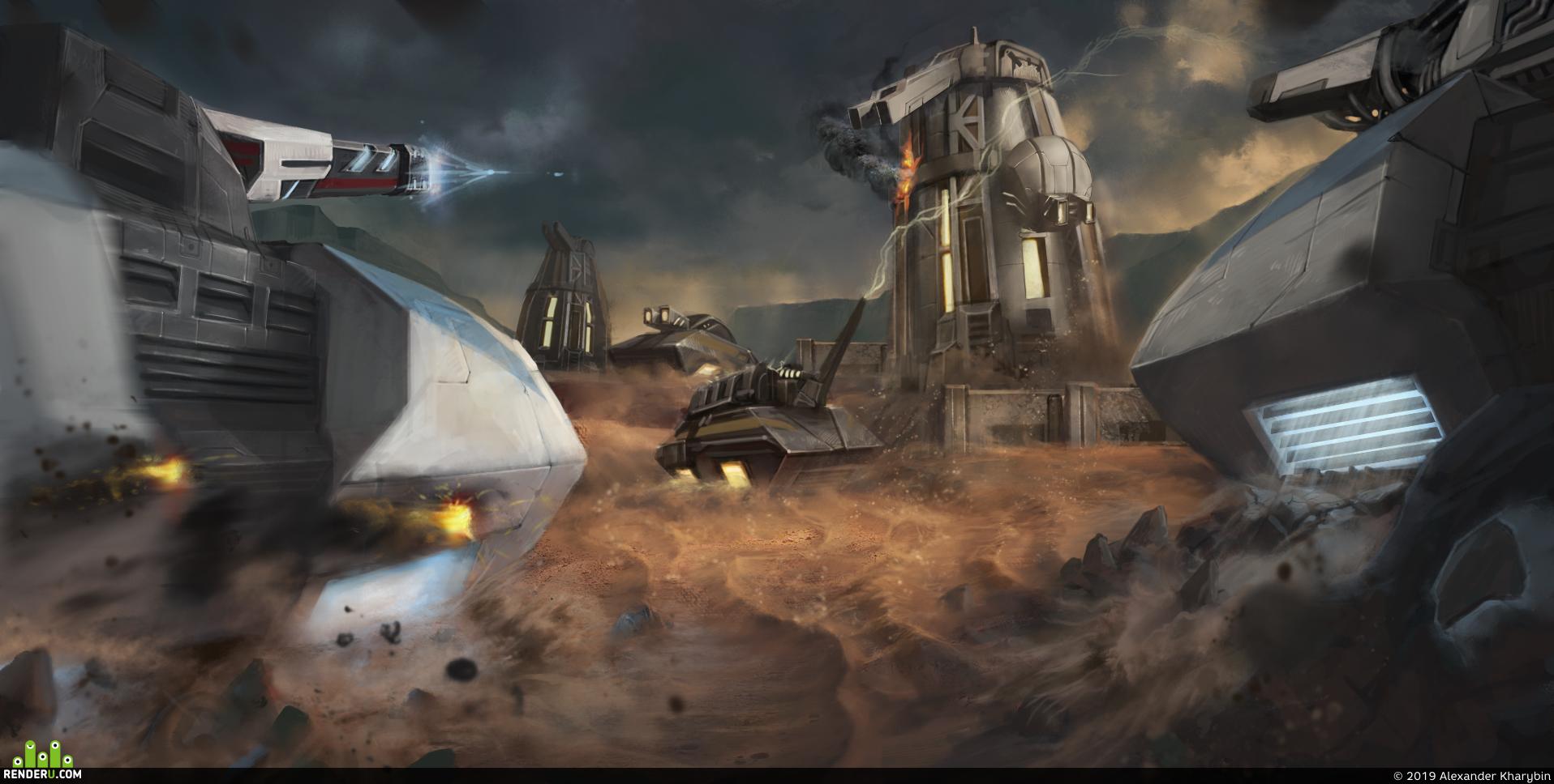 preview атака на башню